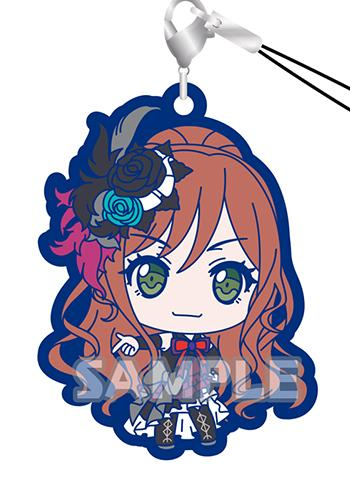 BanG Dream! Roselia Imai Lisa Capsule Rubber Mascot Strap