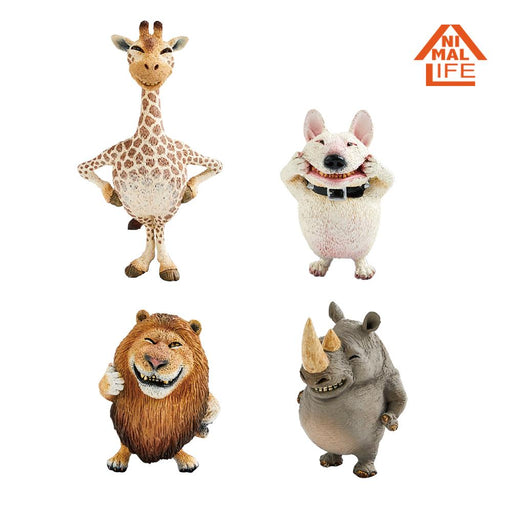 ANIMAL LIFE Chubby Series - Say Cheese Vol. 2 - Character Non-Scale Figure Blind Pick Sept 2020