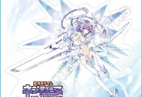 Hyperdimension Neptunia the Animation Character Acrylic Stand AX2019 Ver