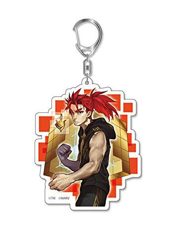 Fate/Extella - Lancer Li Shuwen - Acrylic Mascot Key Chain Vol.2