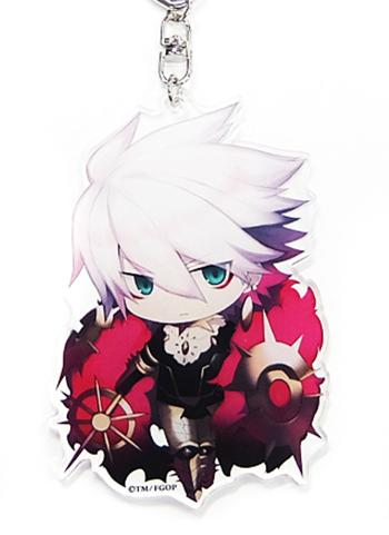 Fate Grand Order FGO Fes CharaToria Lancer of Red Karna - Exclusive Acrylic Key Chain