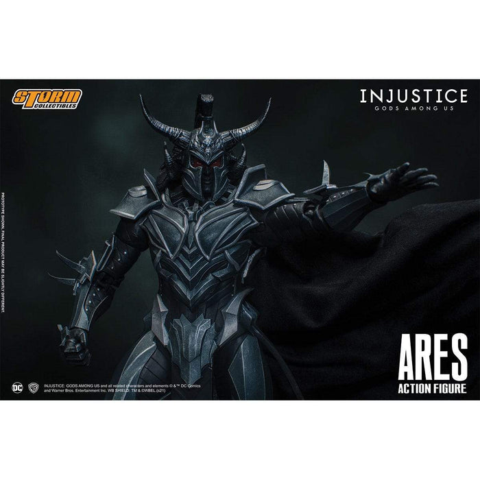 Injustice: Gods Among Us - Ares - Storm Collectibles 1/10 Scale Action Figure (Pre-order) Apr 2021
