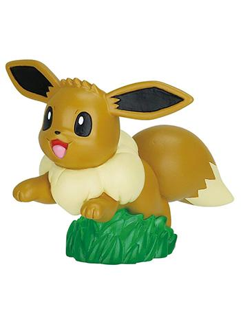 Pokemon Eevee Everyone's Story Ver. - Candy Mini Figure