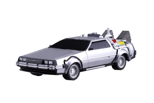 Back To The Future Part II - Pullback Delorean - Vehicle Model Kit 1/43 Scale