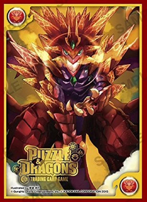 Puzzle & Dragons - Volcano - Sleeves PAD P&D