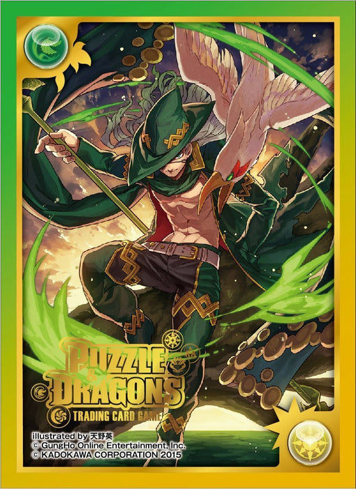 Puzzle & Dragons - Awoken Odin - Sleeves PAD