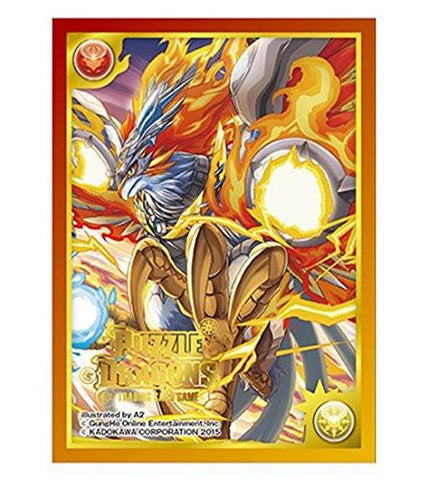 Puzzle & Dragons - Blazing Deity Falcon - Sleeves