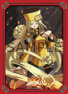 Guilty Gear - Millia Rage - Character Sleeves Vol.11 80CT
