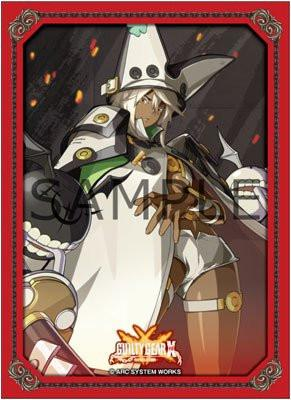 Guilty Gear - Ramlethal - Character Sleeves Vol.11 80CT