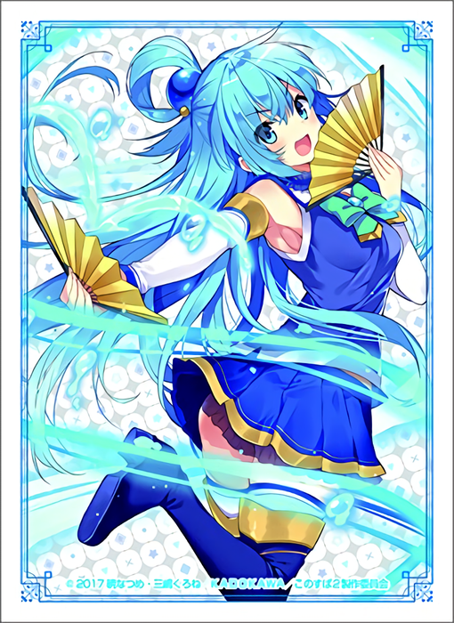 KonoSuba - Aqua - Character Sleeves Vol.20 KS-60 80pcs