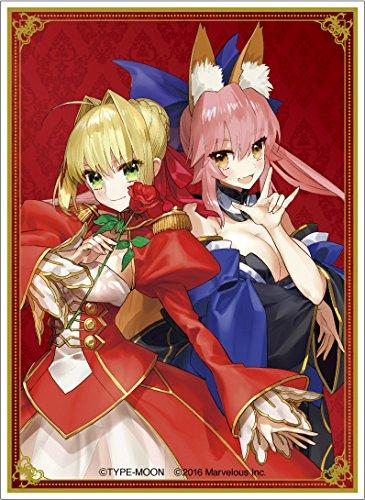 Fate/Extella Nero Claudius Red Saber & Caster Tamamo - Character Sleeves KS-69 Vol.23 80pcs
