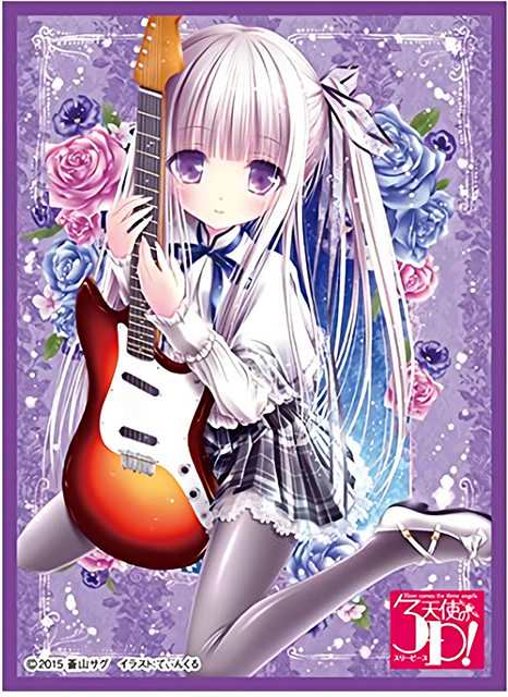 Tenshi no 3P Angel's 3 Piece - Goto Jun - Character Mat Sleeves MT186