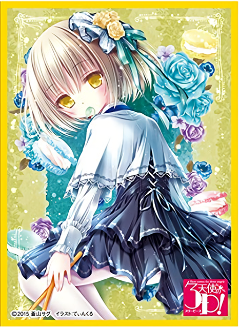 Tenshi no 3P Angel's 3 Piece - Kaneshiro Sora - Character Mat Sleeves MT188