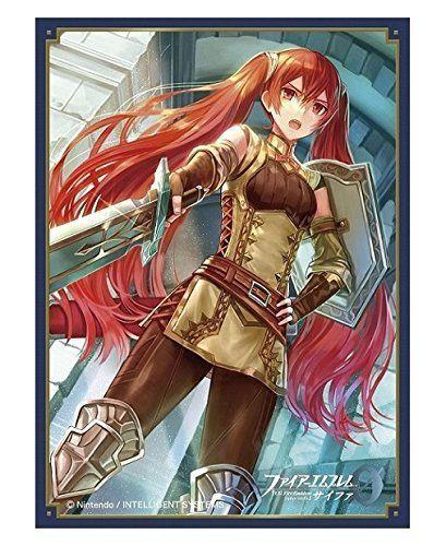 Fire Emblem 0 (Cipher) - Serena - Character Sleeves No.FE27