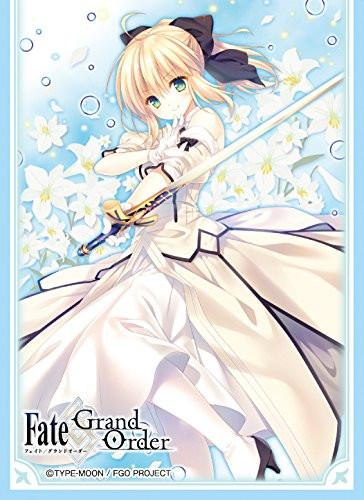 Fate/Grand Order - Saber Artoria Pendragon Lily - Character Mat Sleeves MT319 FGO