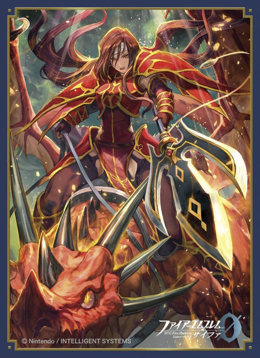 Collectible Card Games CCG Card Sleeves Fire Emblem 0 Cipher