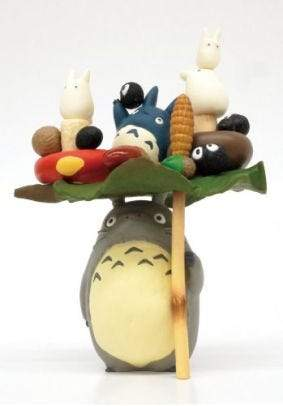 My Neighbor Totoro - NOS-19 Totoro Assortment - Ensky Stacking Figure
