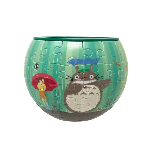 My Neighbor Totoro - The World Goes Around Puzzle - Studio Ghibli Ensky Art Bowl Jigsaw