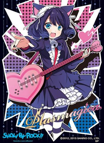 Show by Rock!! - Cyan - Character Sleeves EN-063