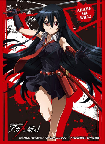 Akame ga Kill! Akame - Sleeves EN-082