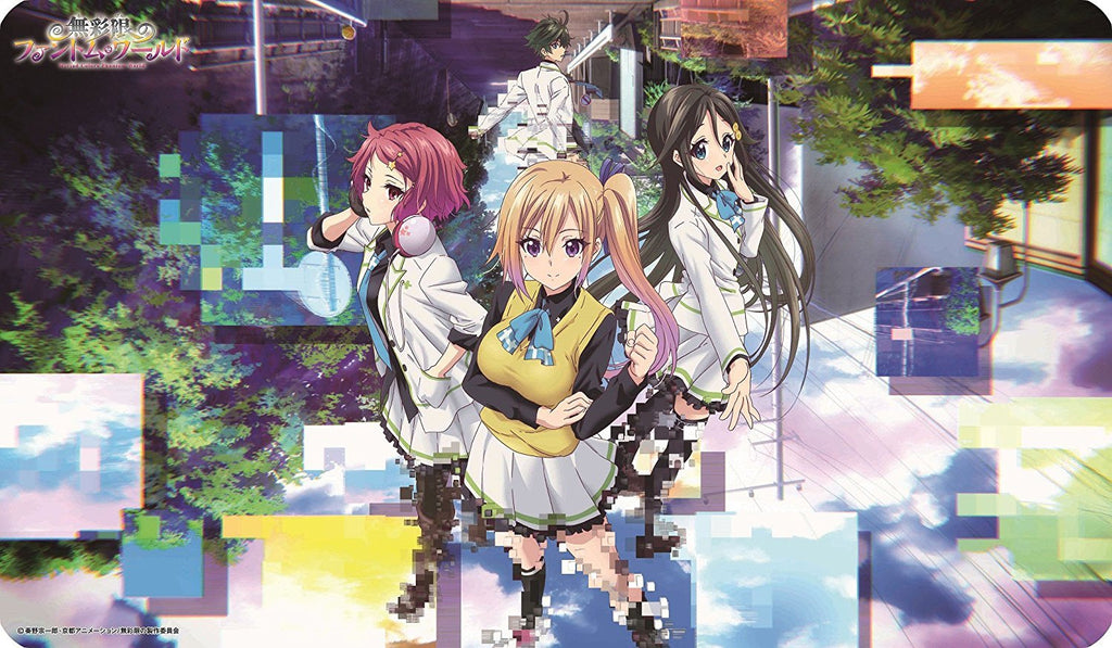 Reina, Mai, Koito, Kurumi Play Mat | Myriad Colors Phantom World ENR-007 A