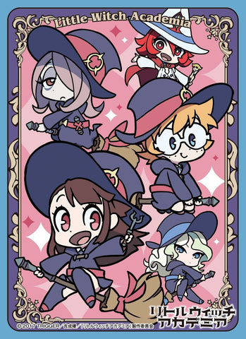 Little Witch Academia - Luna Nova Magical Academy A - Sleeves EN-446