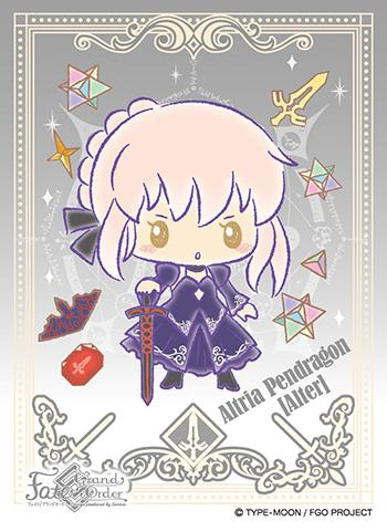 Fate Grand Order Sanrio Altria Pendragon Lancer Alter - Character Sleeves EN-652 FGO