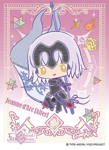 Fate Grand Order Sanrio Avenger Jeanne d`Arc Alter - Character Sleeves EN-653