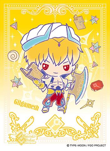 Fate Grand Order Sanrio Archer Gilgamesh - Character Sleeves EN-654