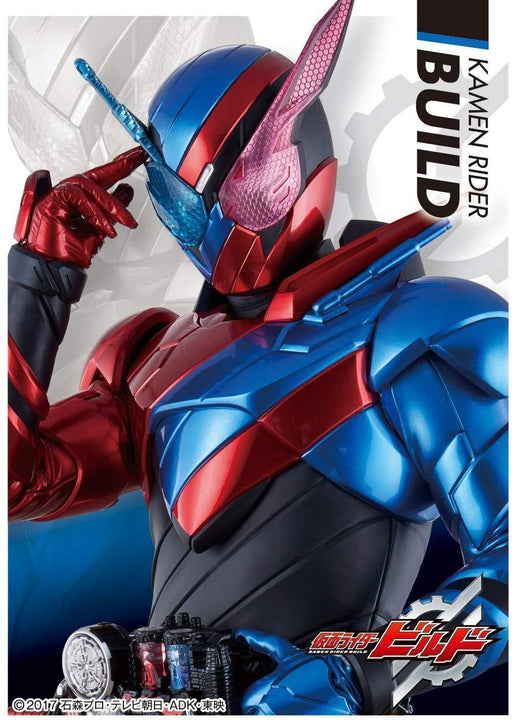 Kamen Rider - Build - Character Sleeves EN-843