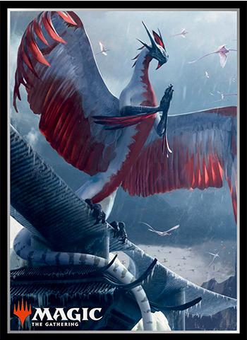 Magic The Gathering - Dragonlord Ojutai - Sleeves MTGS-052 80CT