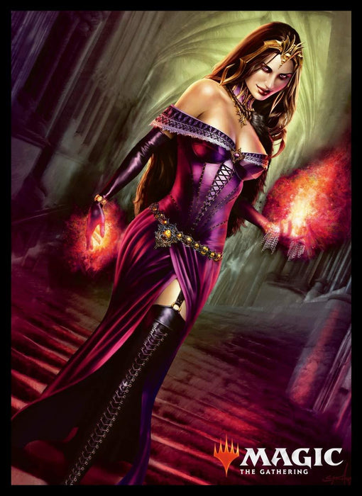 Magic The Gathering Ultimate Masters Liliana of the Veil Sleeves MTGS-065 80CT