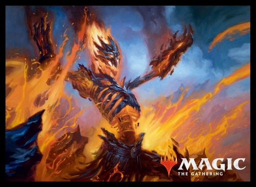 Magic The Gathering Ultimate Masters Fulminator Mage Sleeves MTGS-068 80CT