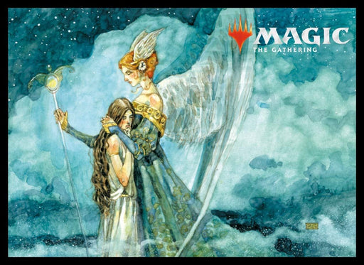 Magic The Gathering Ultimate Masters Angelic Renewal Sleeves MTGS-066 80CT