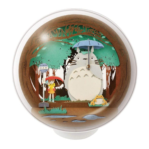 My Neighbor Totoro - At the Bus Stop - Ensky Paper Theater PTB-10 Sep 2020