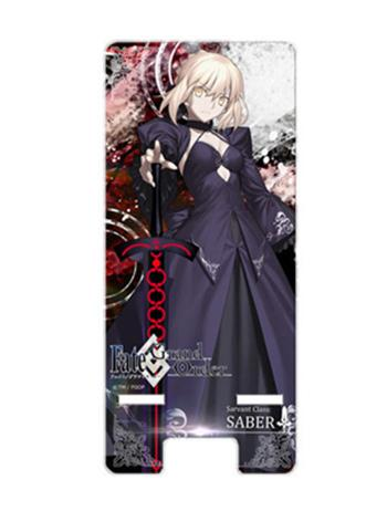 Fate/Grand Order Saber Altria Pendragon Alter Smart Mobile Phone Stand FGO
