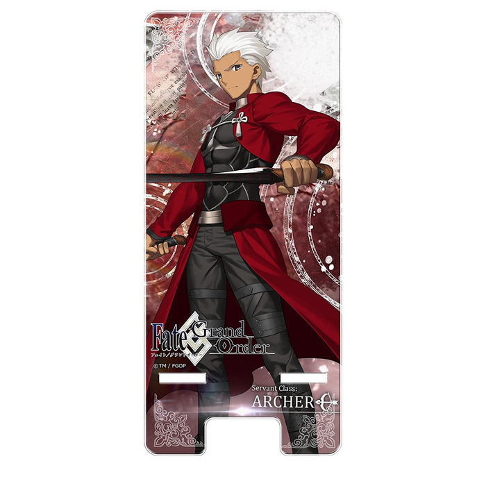 Fate/Grand Order Archer Emiya Shirou Smart Mobile Phone Stand