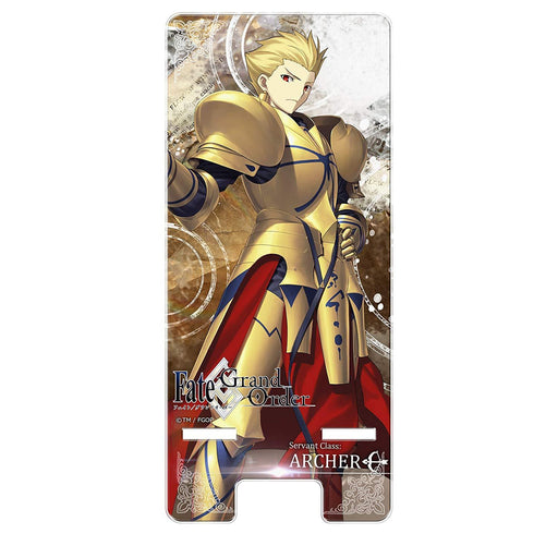 Fate Grand Order Archer Gilgamesh Smart Mobile Phone Stand FGO
