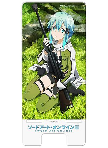 Sword Art Online - Sinon Smart Mobile Phone Stand SAO