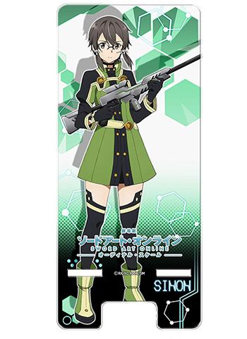 Sword Art Online Original Scale - Sinon Smart Mobile Phone Stand SAO