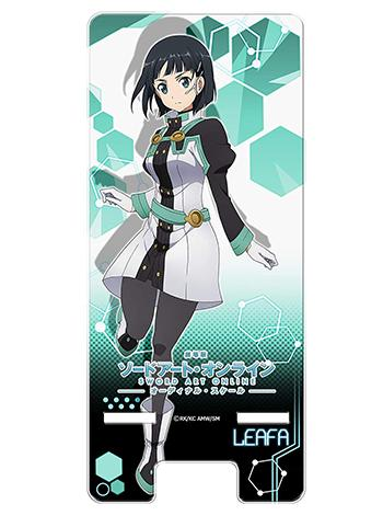 Sword Art Online Original Scale - Leafa Kirigaya Suguha Smart Mobile Phone Stand SAO