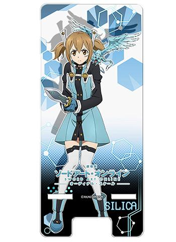 Sword Art Online Original Scale - Silica Smart Mobile Phone Stand SAO