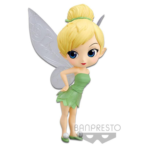 Disney Character Q Posket Tinker Bell Ver.B Character Prize Figure Banpresto