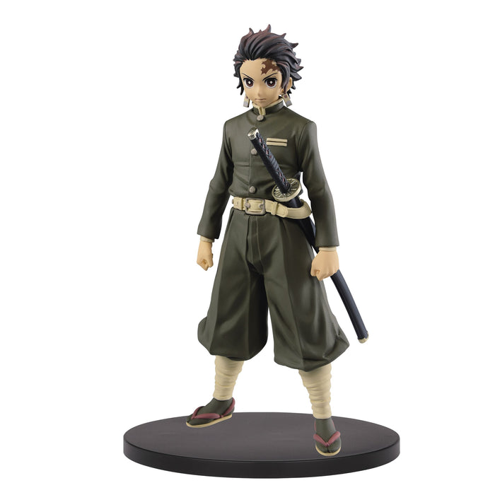 Demon Slayer: Kimetsu No Yaiba - Tanjiro Kamado - Banpresto Character Prize Figure Vol.7