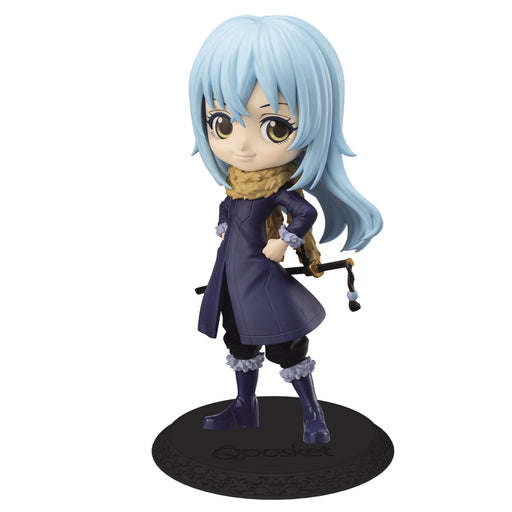 That Time I Got Reincarnated As A Slime - Rimuru Tempest -  Banpresto Character Q Posket Figure Ver.A July 2020