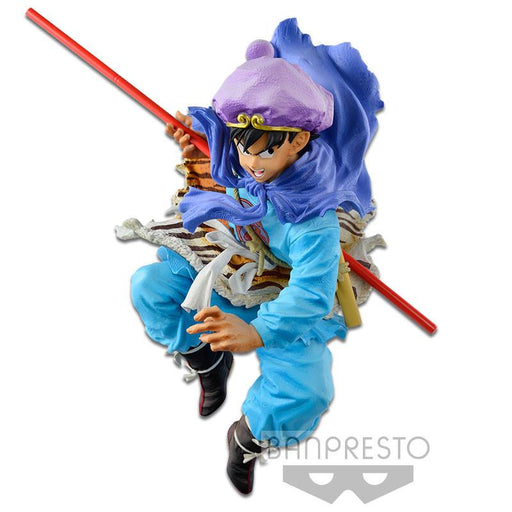 Dragon Ball Z - Son Goku World Colosseum BWFC - Banpresto Character Prize Figure Ver.5 July 2020