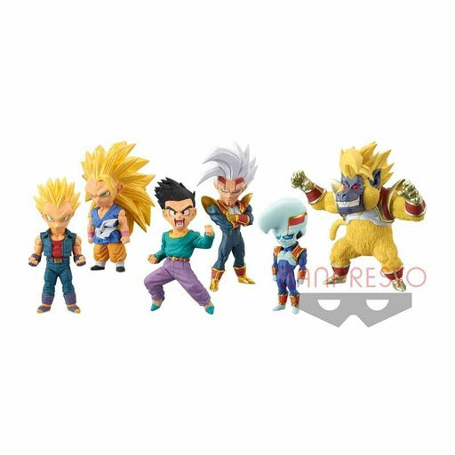 Dragon Ball GT World Collectible Figures WCF Vol.3