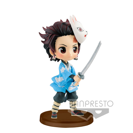 Demon Slayer: Kimetsu no Yaiba - Tanjirou Kamado - Banpresto Character Q Posket Petit Figure Vol.1 June 2020