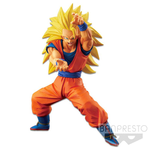 Dragon Ball Super Chosenshi Retsuden Super Saiyan 3 Son Goku Prize Figure Vol.4
