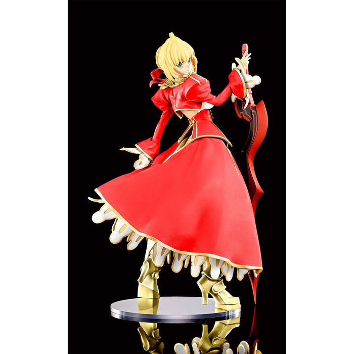 Fate/EXTRA Last Encore Banpresto Nero Claudius Red Saber Kuji Prize Figure